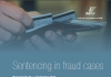 Research Monograph 37 Cover - Sentencing in fraud cases