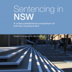 Sentencing in NSW - A cross-jurisdictional comparison of full-time imprisonment