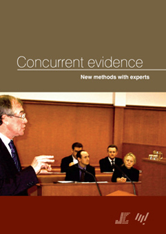 Concurrent Evidence: New methods with experts