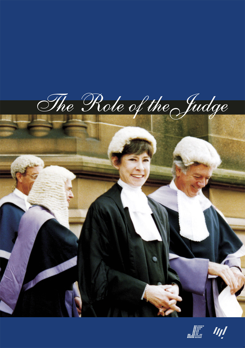 The Role of the Judge
